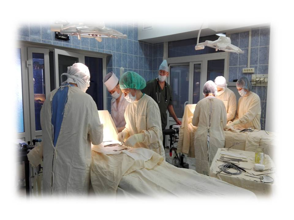 хирургия 3